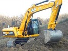 Thumbnail JCB JS450LC Tracked Excavator Parts Catalogue Manual (SN: 00714500-00714549)