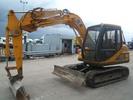 Thumbnail JCB JS70 Tracked Excavator Parts Catalogue Manual (SN: 00695501-00695712)