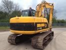 Thumbnail JCB JS130 AUTO Tracked Excavator Parts Catalogue Manual (SN: 01058102-01058999, 01179000-01180999)