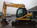 Thumbnail JCB JZ140 WM Tracked Excavator Parts Catalogue Manual (SN: 01137575-01137582, 01390000-01390499)