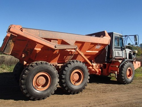 Pay for HITACHI AH300 ARTICULATED DUMP TRUCK Operator Manual