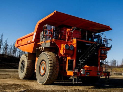 Pay for HITACHI EH5000ACⅡ Rigid Dump Truck Operator Manual (SN: 8RAABN000010006 and up)