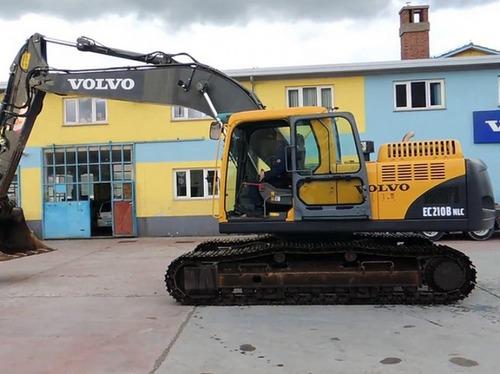 Pay for VOLVO EC210B NLC EC210BNLC EXCAVATOR Service Repair Manual