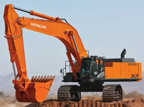 Pay for HITACHI ZAXIS 470LC-5G 670LC-5G 870LC-5G HYDRAULIC EXCAVATOR Operator Manual