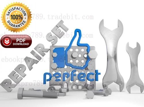 Free DOOSAN E60 COMPACT EXCAVATOR Service Parts Catalogue Manual Download thumbnail
