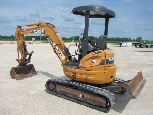 Free CASE CX31B CX36B COMPACT HYDRAULIC EXCAVATOR Service Repair Manual Download thumbnail