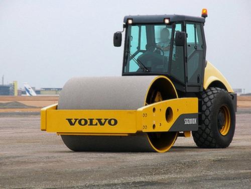 Volvo Sd130d  Sd130dx  Sd130f Soil Compacator Wiring