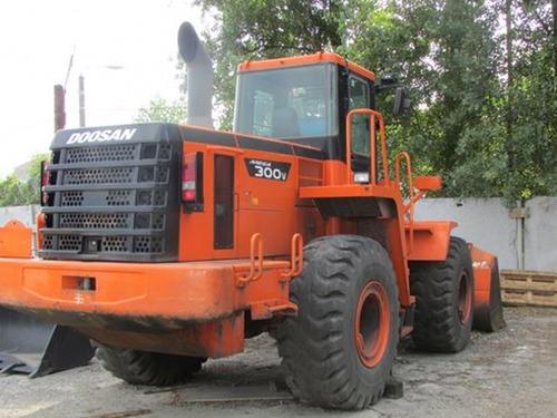 DAEWOO DOOSAN MEGA 300-V 300V WHEEL LOADER Service Parts Catalogue
