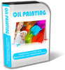 Thumbnail Oil Painting Mini Site Template Pack