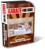 Thumbnail Karate For Kids Mini Site Template Set