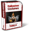 Thumbnail Halloween Costumes Mini Site Template Pack