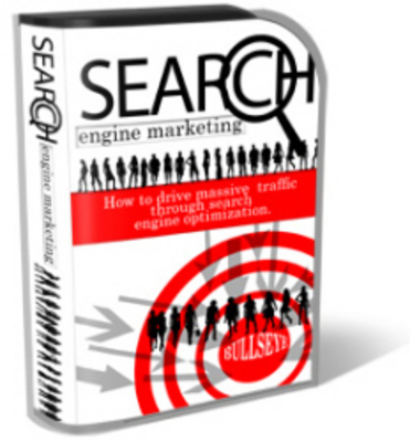 Pay for Search Engine Marketing Mini Site Template Pack