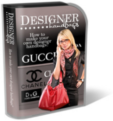 Pay for Designer Handbags Mini Site Template Pack