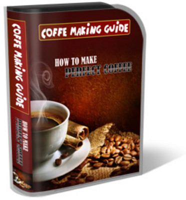 Pay for Coffee Making Mini Site Template Set