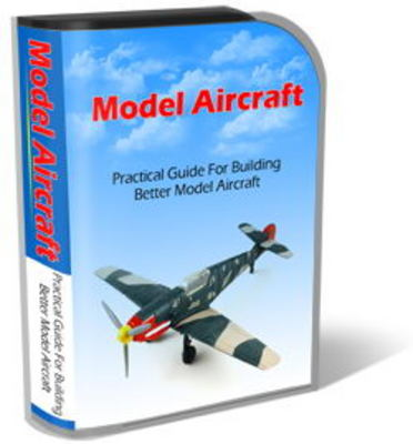 Pay for Model Airplanes Site Template Set
