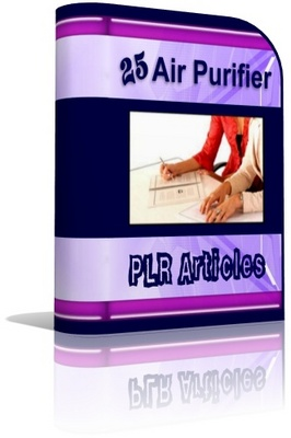 Pay for Air Purifier PLR Articles