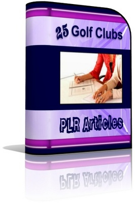 Pay for Golf Clubs PLR Articles