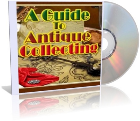 Pay for Antique Collecting Audio Book