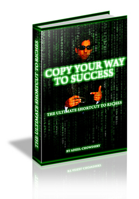 Pay for Copy Your Way To Success-With Bonuses & Master Resale Rights