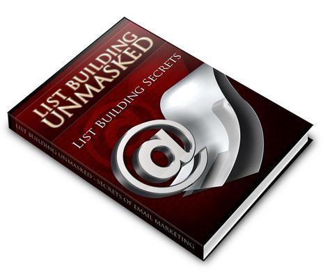 Pay for List Building Unmasked - Secrets Of Email Marketing +Bonuses