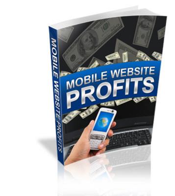 Pay for Mobile Website Profits + Bonuses