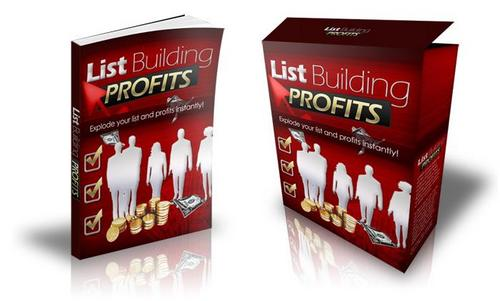 Pay for Collection of List Building Profits + Bonuses and Videos
