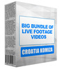Thumbnail Big Bundle Of Live Footage Videos - Croatia Komiza