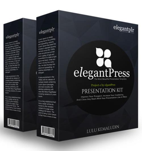 Pay for Elegant Press