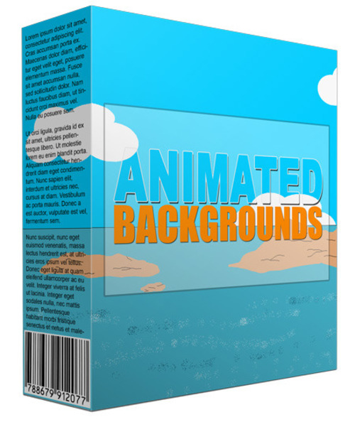 Pay for Animated Backgrounds Volume 2 - Video Series