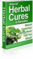 Thumbnail Natural Herbal Cures