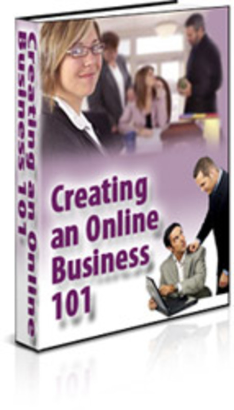 Pay for Creating a Work at Home Online Business 101
