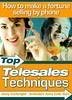 Thumbnail Top Telesales Techniques