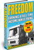 Thumbnail FREEDOM ... EARNING A FULL TIME INCOME WHILE RVING