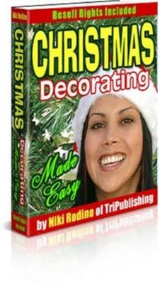 Pay for Christmas Decorating Made Easy
