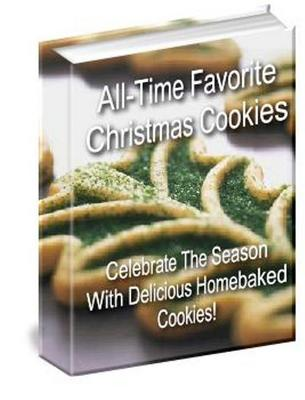 Pay for All Time Favorite Christmas Cookies