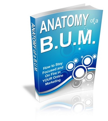 Pay for Anatomy Of A B.U.M.