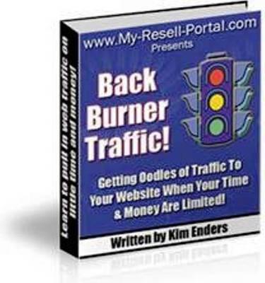 Pay for Back Burner Traffic!