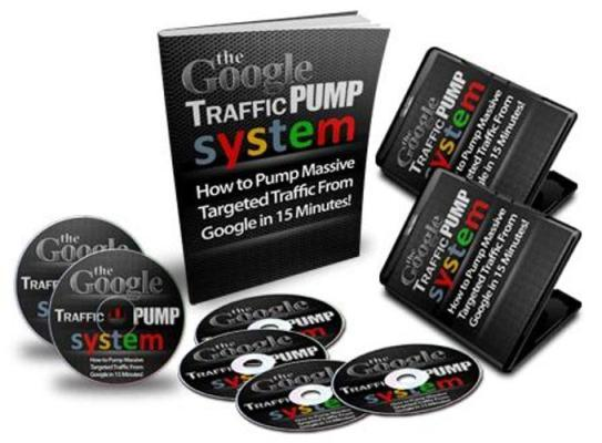 Pay for The Google Traffic Pump System Videos & eBook