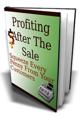 Pay for Profiting After The Sale