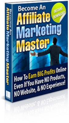 Pay for Become An Affiliate Marketing Master