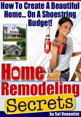 Pay for Home Remodeling Secrets