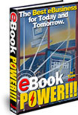 Pay for eBook Power