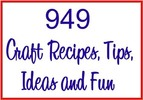 Thumbnail 949 Craft Recipes,Tips, Ideas & Fun Things To Do With Kids