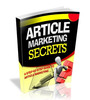 Thumbnail Article Marketing Secrets - PDF ebook