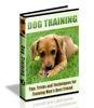 Thumbnail Dog Training - Tips, Tricks and Techniques - PDF eBook