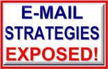 Thumbnail Email Strategies Exposed - PDF ebook