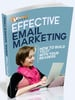 Thumbnail Effective Email Marketing - PDF eBook