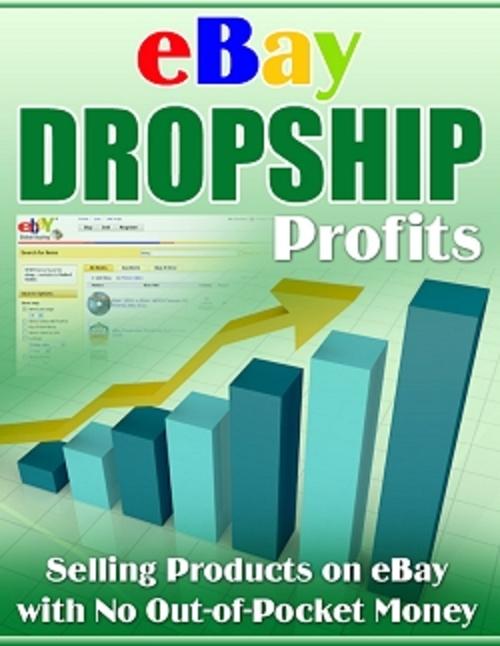Free eBay Dropship Profits - PDF eBook Download thumbnail