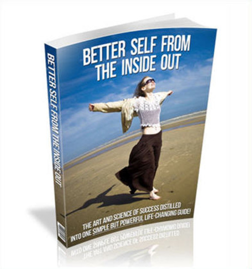 Pay for A Better Self From The Inside Out - PDF eBook