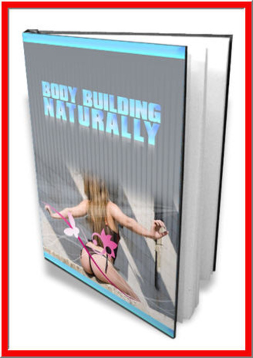 Pay for Body Building Naturally - PDF eBook